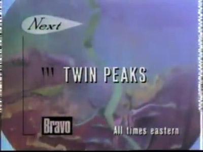 Bravo - Twin Peaks on Bravo