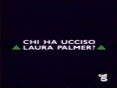 Canale5 - I Segreti di Twin Peaks - 1991