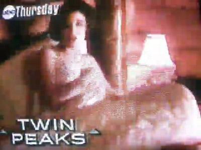 Rare Twin Peaks Promo