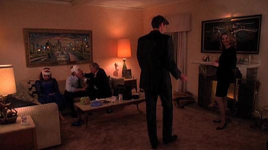 Twin Peaks - CBS promo