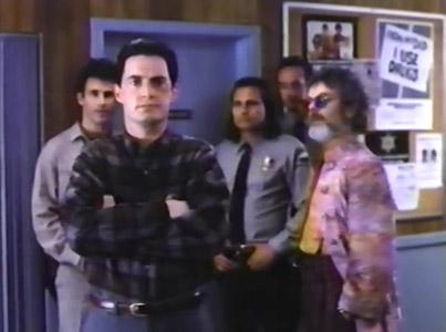 Twin Peaks Commercials 1991