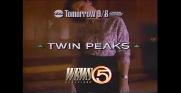 Twin Peaks Commercials April 11 1990