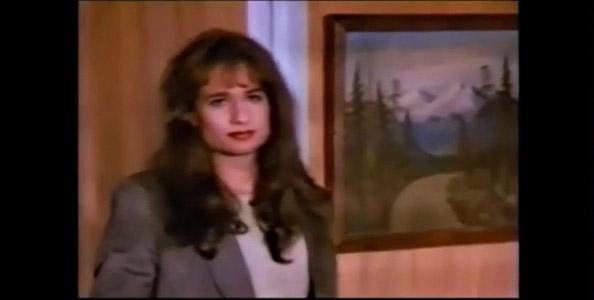 Twin Peaks Commercials December 15 1990