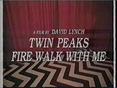 Twin Peaks Fire Walk With Me - Trailer