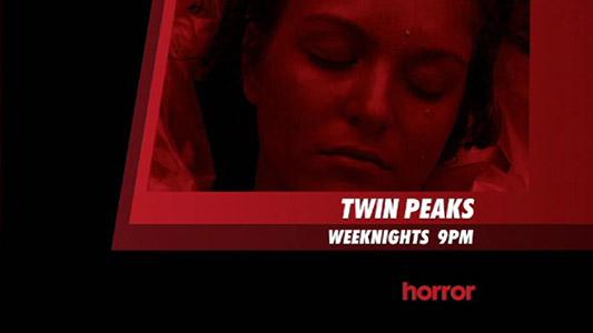 Twin Peaks Horror Promo