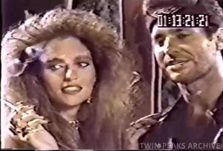 Twin Peaks Invitation To Love Complete Rare