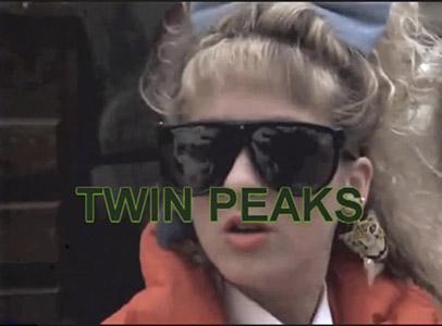 Twin Peaks Rare Promo