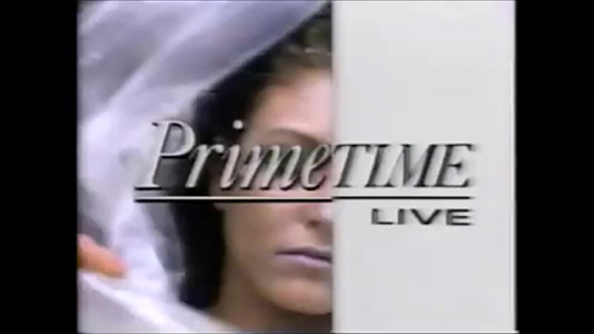Twin Peaks on Primetime Live - 1990 Commercial