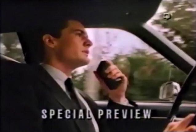 Twin Peaks Commercials April 1 1990