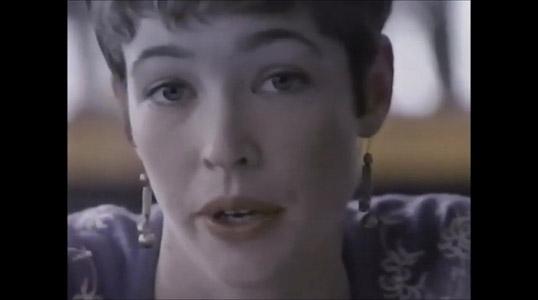 Twin Peaks Commercials KOCO5 Oct Dec 1990